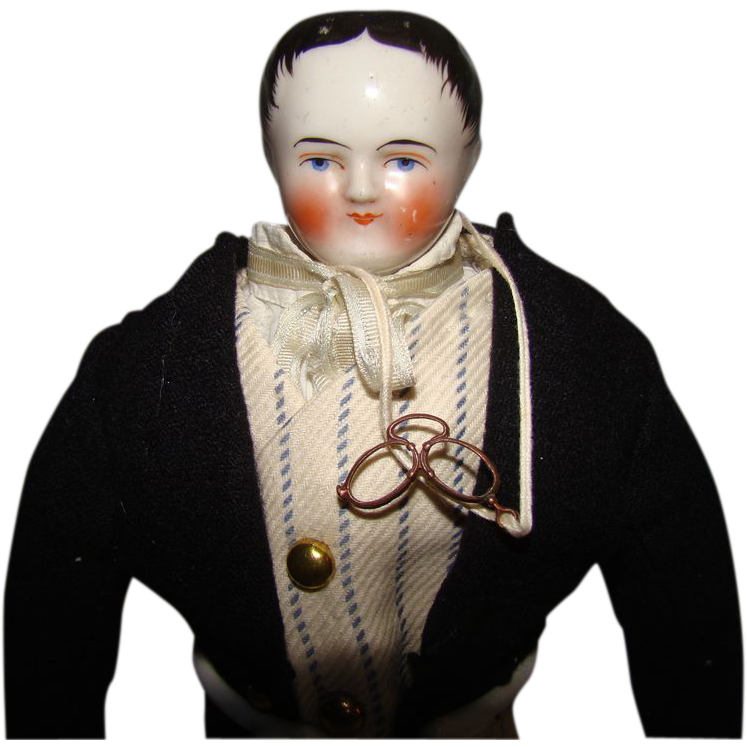Lovely lorgnette for fashion doll