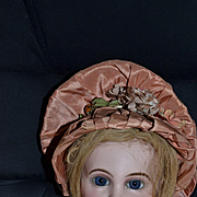 Vintage nice silk hat for your doll