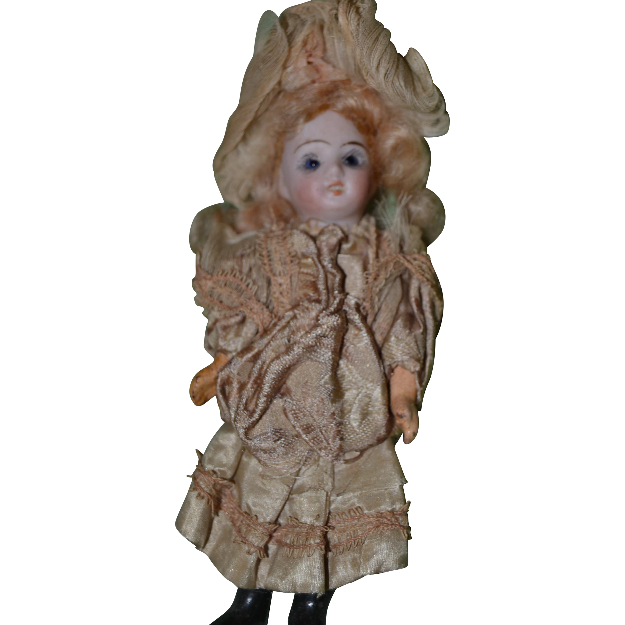 All original little german doll for your doll's house