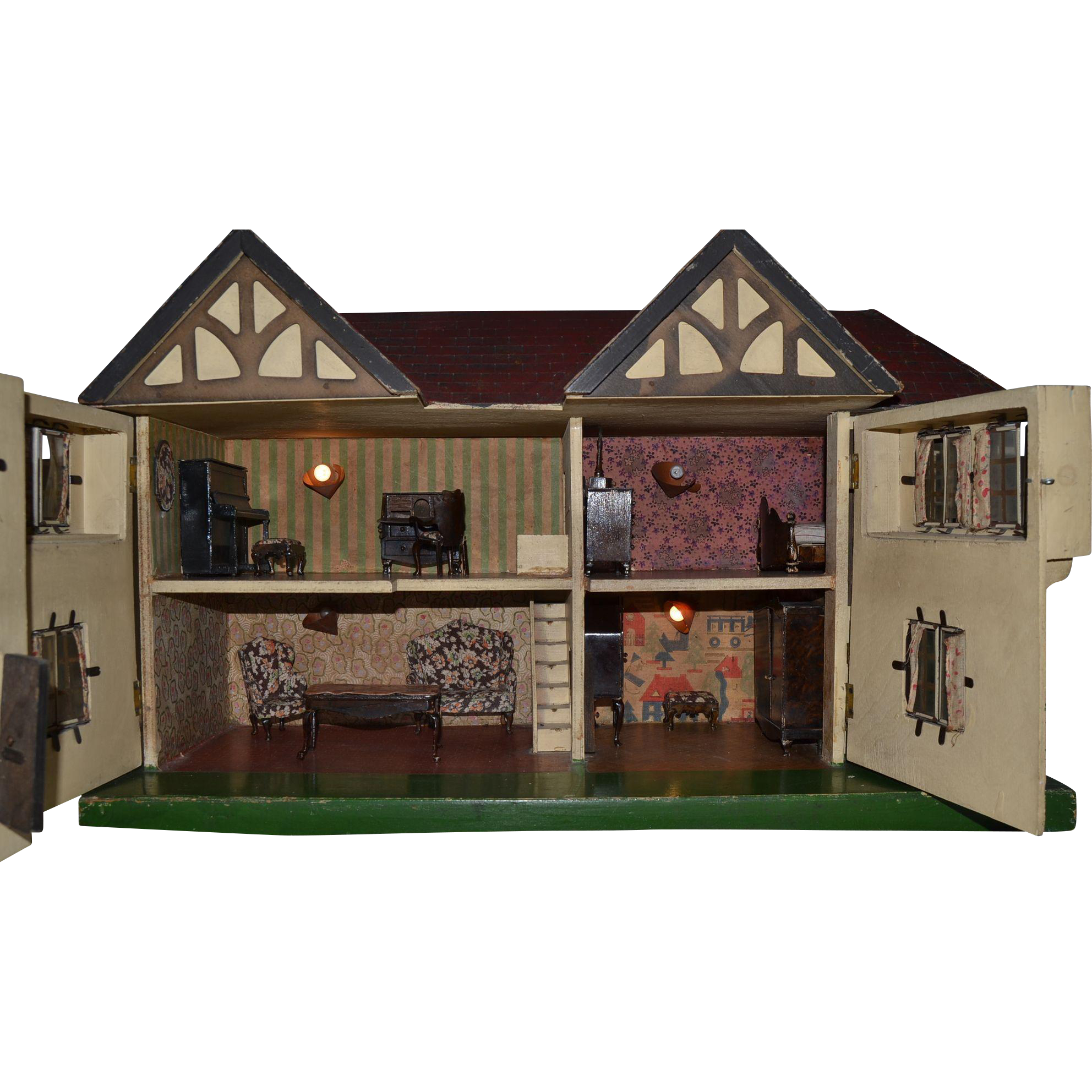 a description of a dolls houses central theme secession from society