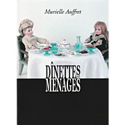 """my book about doll's dishes and services """"DINETTE ET MENAGE"""""""