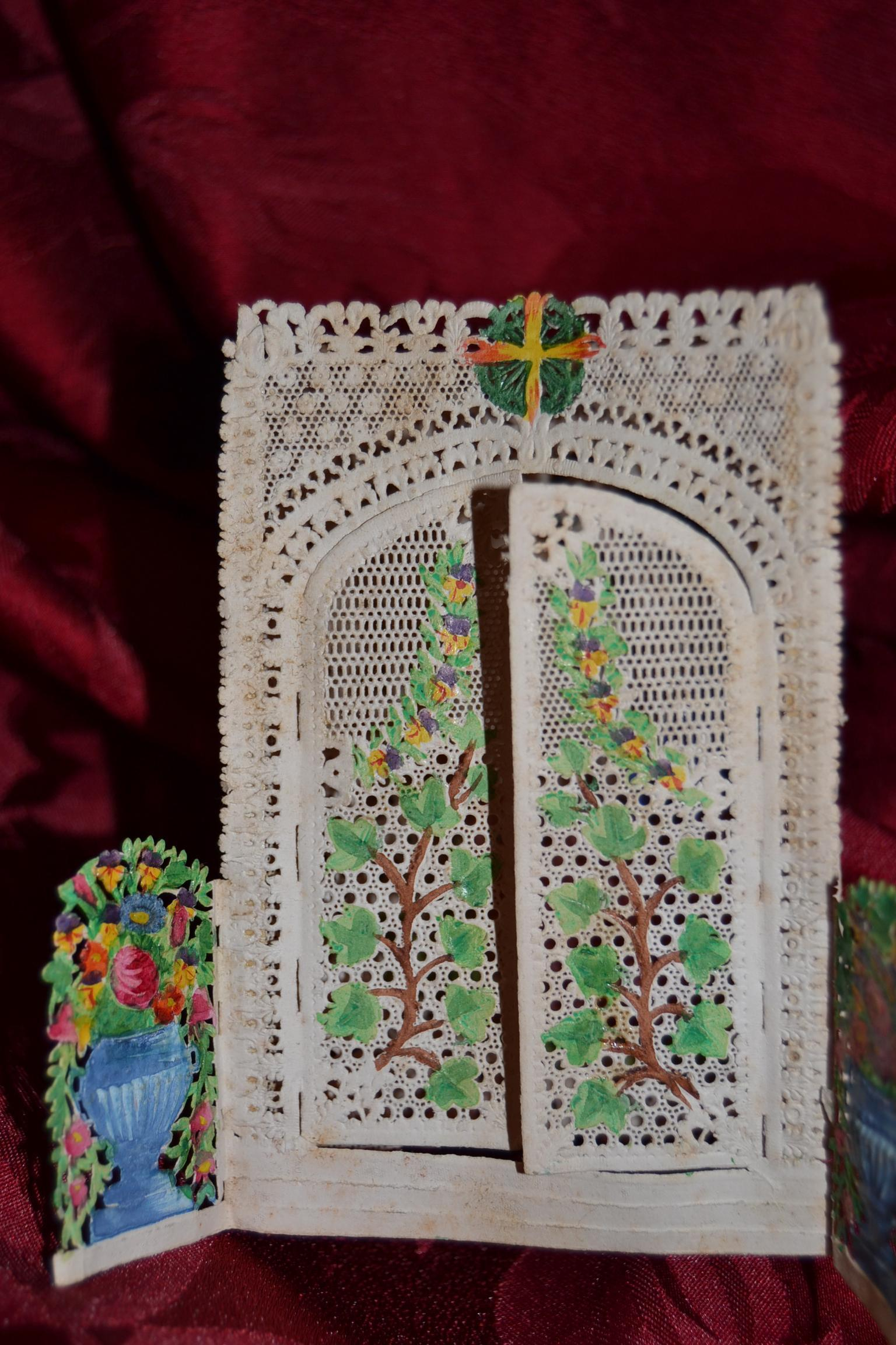Incredible and wonderful circa 1860 canivet