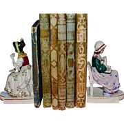 Lovely bookends for little books