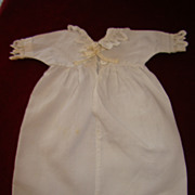 Nightdress 1900 for french bébé