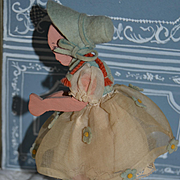 Nice DOLL, decorative figure 1930