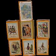 Tapioca 1900 French boxes