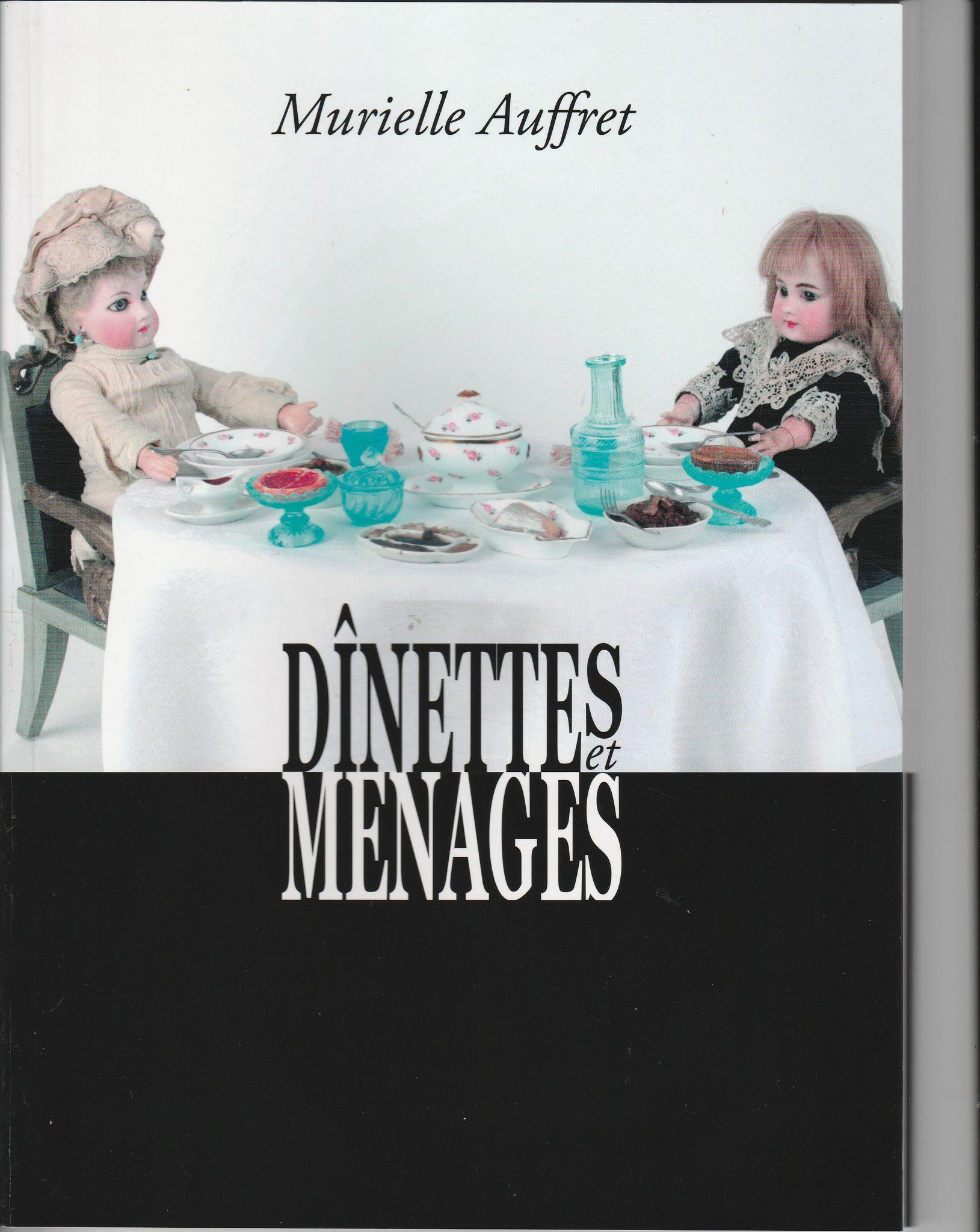 The story of doll's dinner set in France  1840 to 1920
