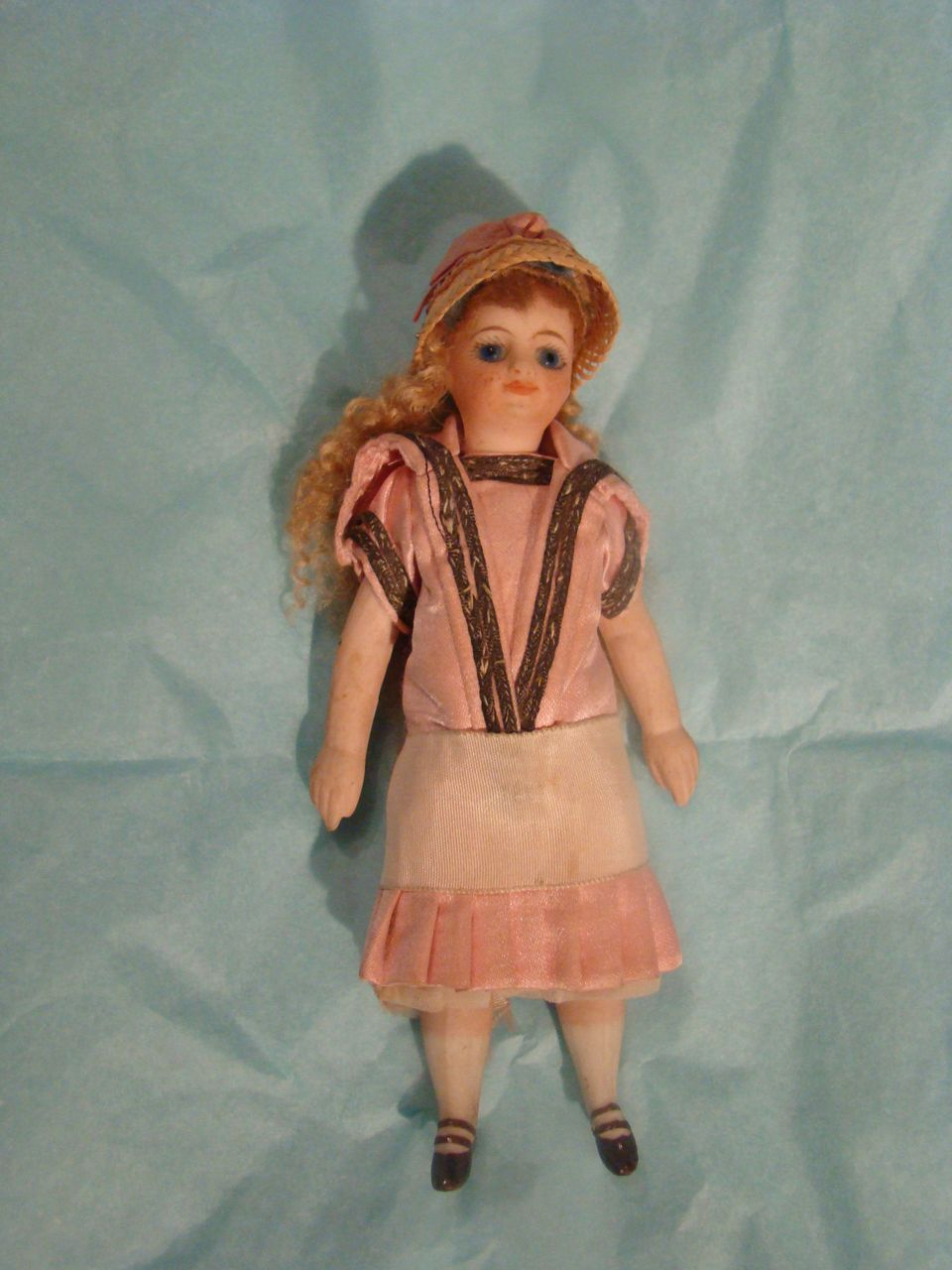 Wonderful french all bisque doll