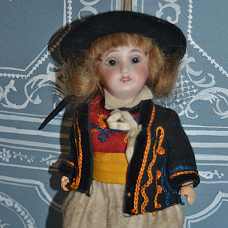 French antique sfbj britanny boy