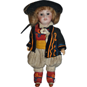 French antique sfbj britanny boy