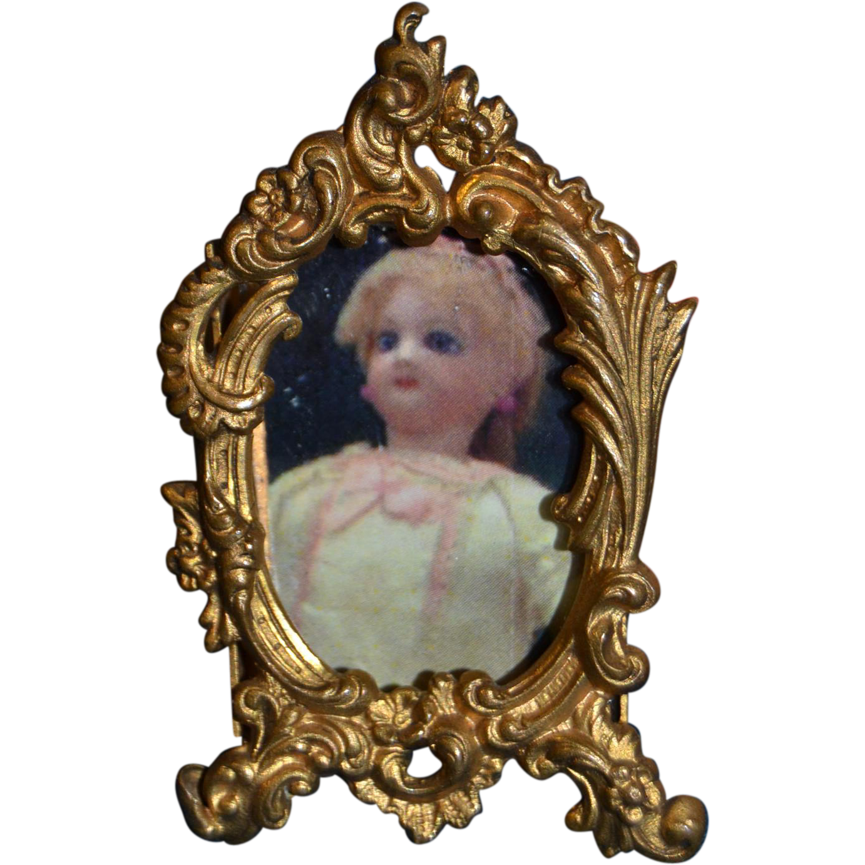 Charming antique miniature frame
