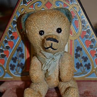 Little French 1940 teddy bear