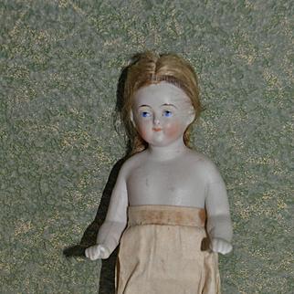 Rare bathing doll 1875/1880
