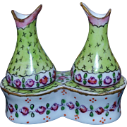 Cruet stand by Gabriel Fourmaintraux France 1910