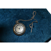 Nice antique French pocket watch for doll
