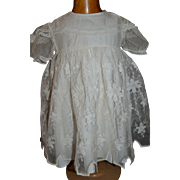 Darling lace dress for a baby doll 1920/1930