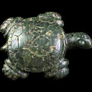 Massive Chinese Hong Shan Culture Jade Turtle (Tortoise) Figure