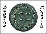 Senatus Consulto logo