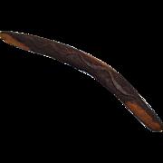 Marvelous Australian Aborigine Boomerang