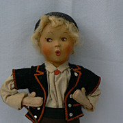 Baitz Boy Doll All Original with Tag.