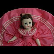 Madame Alexander Lissy Face Little Women Doll Beth, all Original.