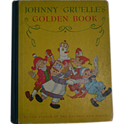 Large Raggedy Ann Book Johnny Gruelle's Golden Book.