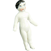 Small 2 1/4 inch Frozen Charlotte Doll.