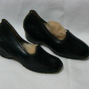 Rare?? Vinatge OLD Rubber Doll shoes or slippers