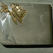 Vintage Sterling Silver Elgin American Cigarette Case