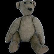 OLD Vintage Mohair Teddy Bear NEEDS TLC but cute.