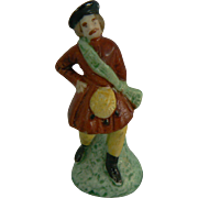 Tiny German Bisque Figurine for a doll or dollhouse