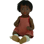 Antique Black Kestner Hilda Baby 10 inch size and very hard to find, a sweetie.