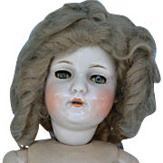 Bester Doll Co. Fiberoid Doll Co. New Era Novelty Co. 1920's Compo doll and ball jointed body.