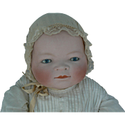 Large 17 inch head Bye-Lo Baby doll German Bisque BIG and sweet