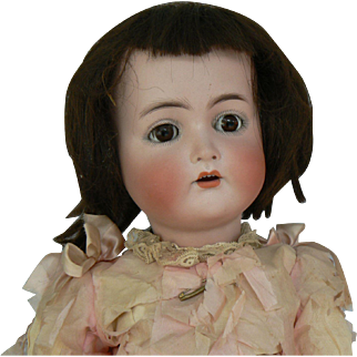 Kammer & Reinhardt Simon & Halbig Mold # 403 Bisque head doll all original Estate fresh.