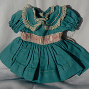 Ideal Toni Doll Dress Original 1950's P-90 14 inch size doll.