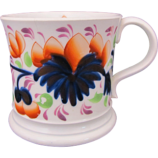 GAUDY WELSH Mug Cup Grape Pattern