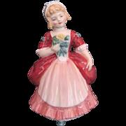 Royal Doulton Vintage Figurine Valerie HN 2107 c.1952