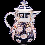 Imari Chocolate Pot Schoenau Brothers c.1900