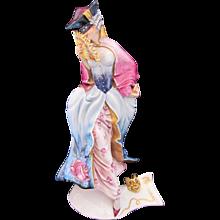 Guido Cacciapuoti Pierrette Figurine Figure Signed Righetto Italy - Red Tag Sale Item