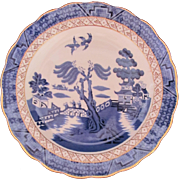 ROYAL DOULTON Charger Plate Booths Real Old Willow Majestic Collection TC1126