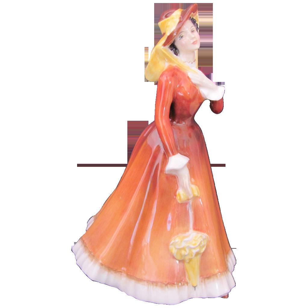 Royal Doulton Julia Figurine HN 2705 c.1974