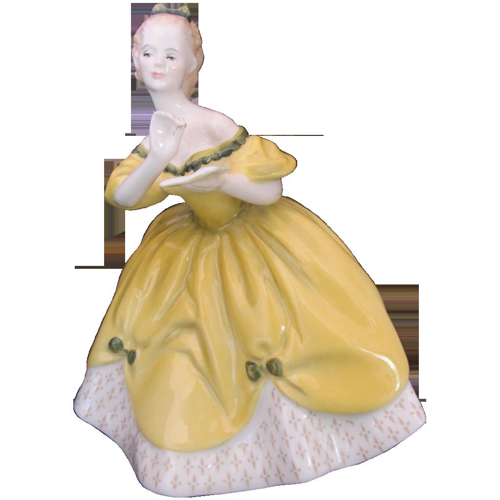 Royal Doulton The Last Waltz Figurine HN 2315 c.1965