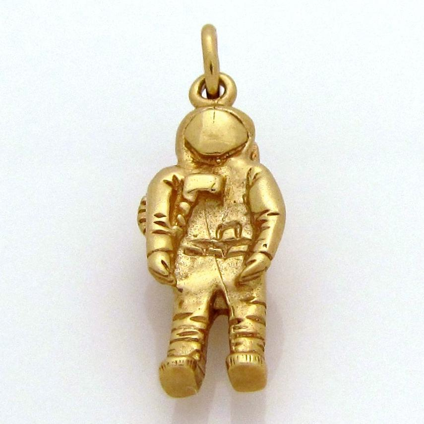vintage astronaut charm - photo #21