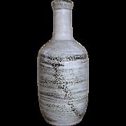 Margaret Flowers ~ Texas Pottery ~ San Antonio Art Studio Pottery ~ Mid-Century Vase