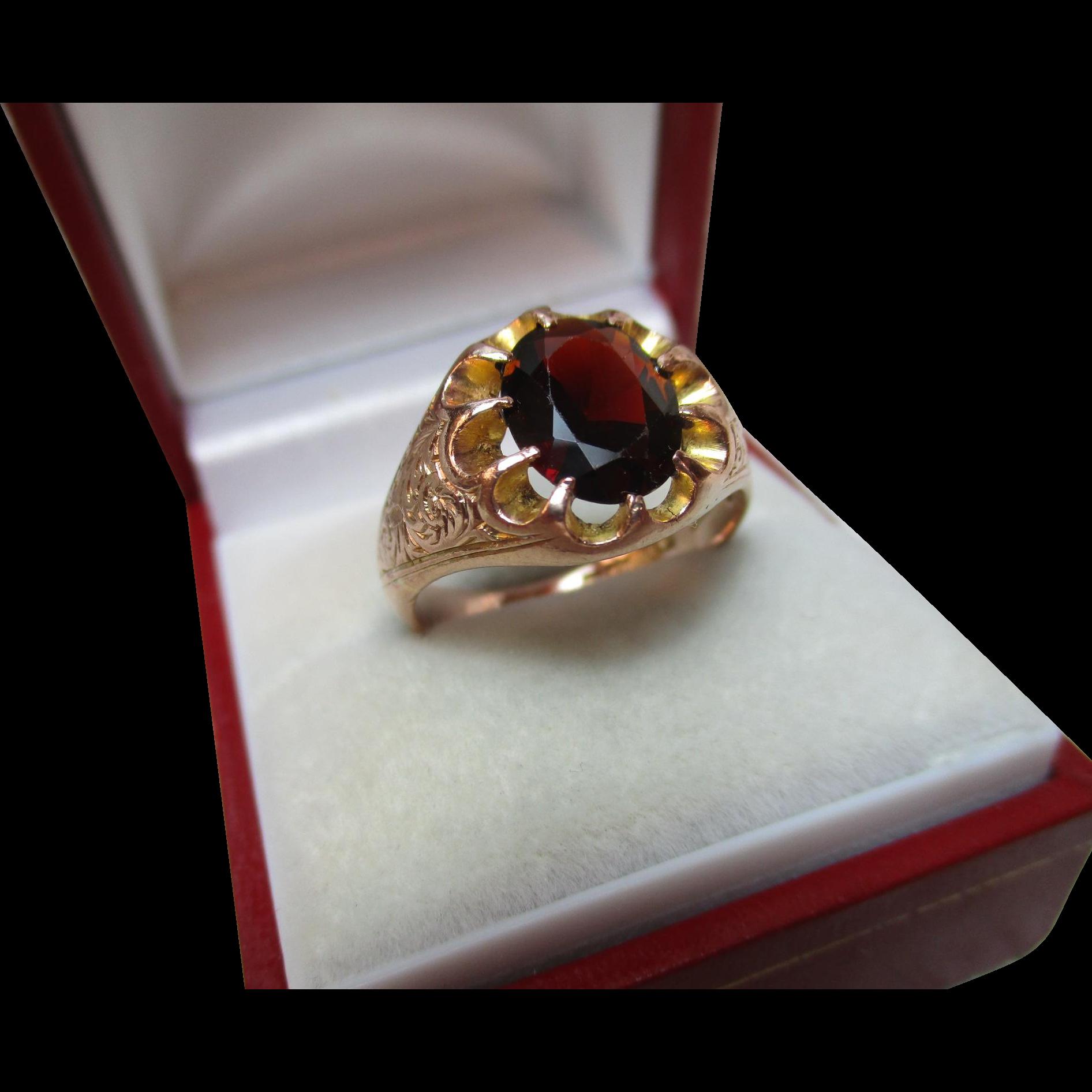 Superb birmingham 1920 9ct solid rose gold 39 cushion for Sell jewelry birmingham al