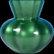 Loetz Metallin Vase