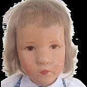 Käthe Kruse German Child 21.5 inches