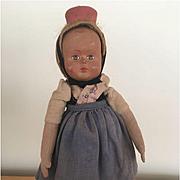 Liebenauer Puppen Hesse Germany- Linen fabric- 1947+