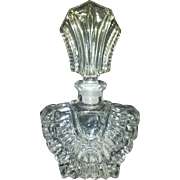Large Perfume Bottle, Art Deco, 1920s-1930s, Vintage Vanity